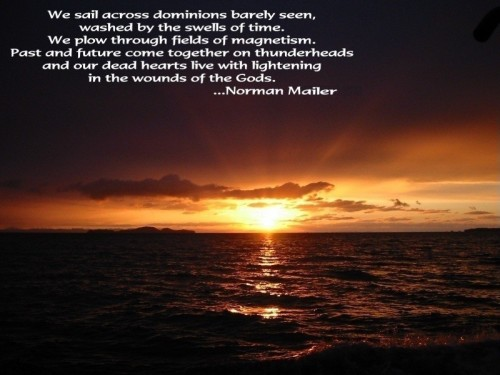QCS Sunset