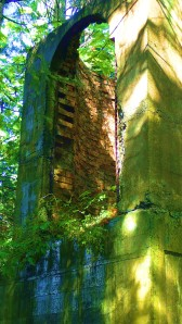 Folly in the woods