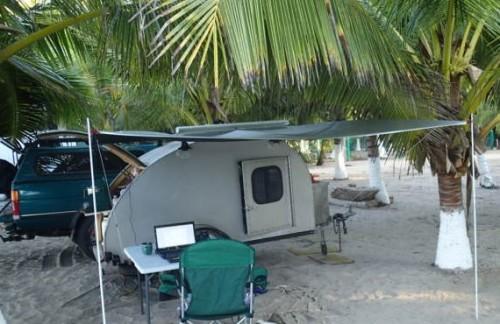 Mi Casa a playa y la cuchina