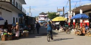 Downtown San blas