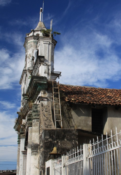 The old bells of  San Blas