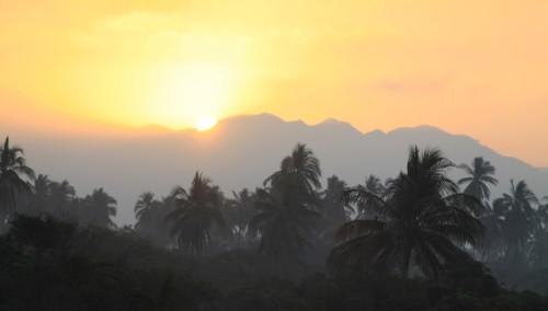 San Blas sunrise