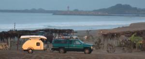 Daybreak in San Blas