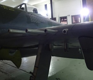Brute force and ignorance. P-47 Thunderbolt
