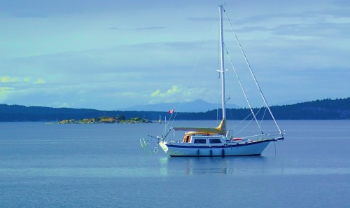 Gulf Island Serenity