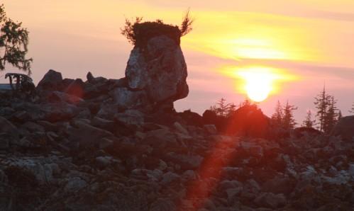 The Shaman Rock