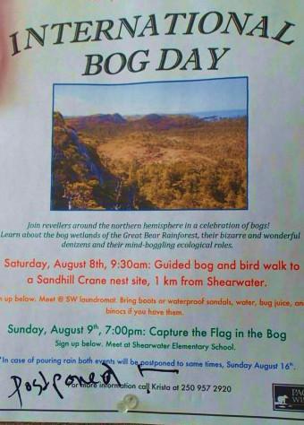 Bog Trotter Day