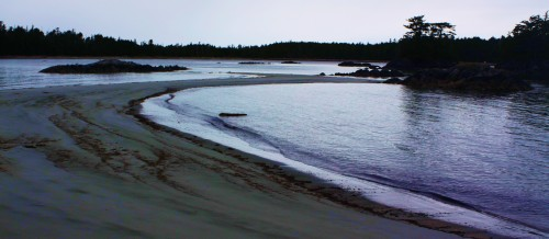 Goose Island, wonderful sands, clear water, total solitude.