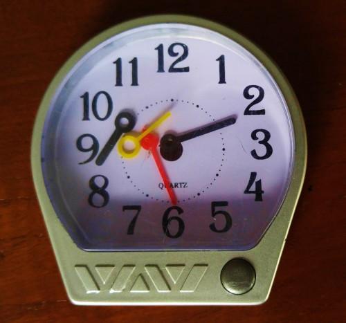 Wot O'clock